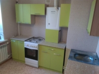 Кухня ЛДСП зелень