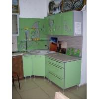 Кухня МДФ гл. AL