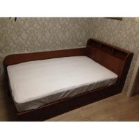 Кровать МДФ с подъемным механизмом